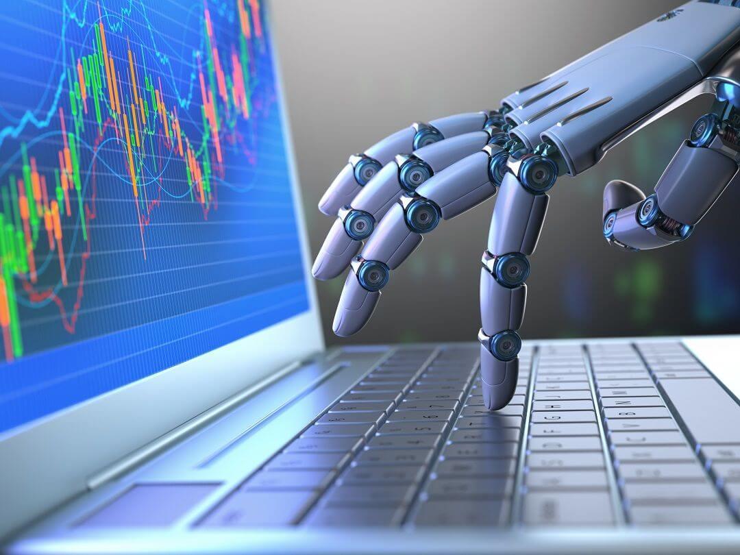 Bitcoin Roboter