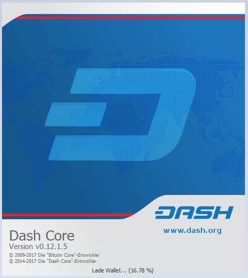 Schritt 5 zur Erstellung des Dash Wallets