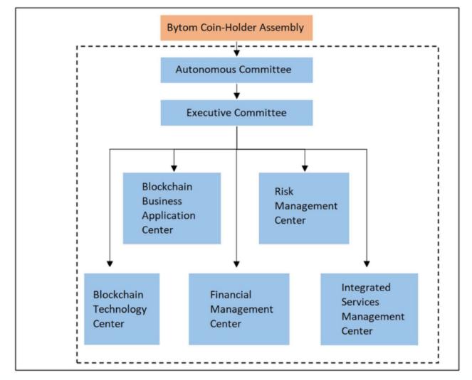 bytom governance model