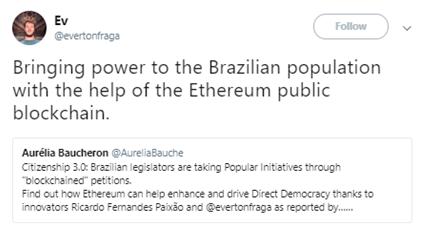 Ethereum in Brasilien