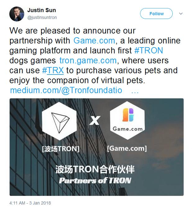TRON game.com